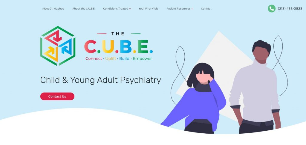 the c.u.b.e. psychiatry blog